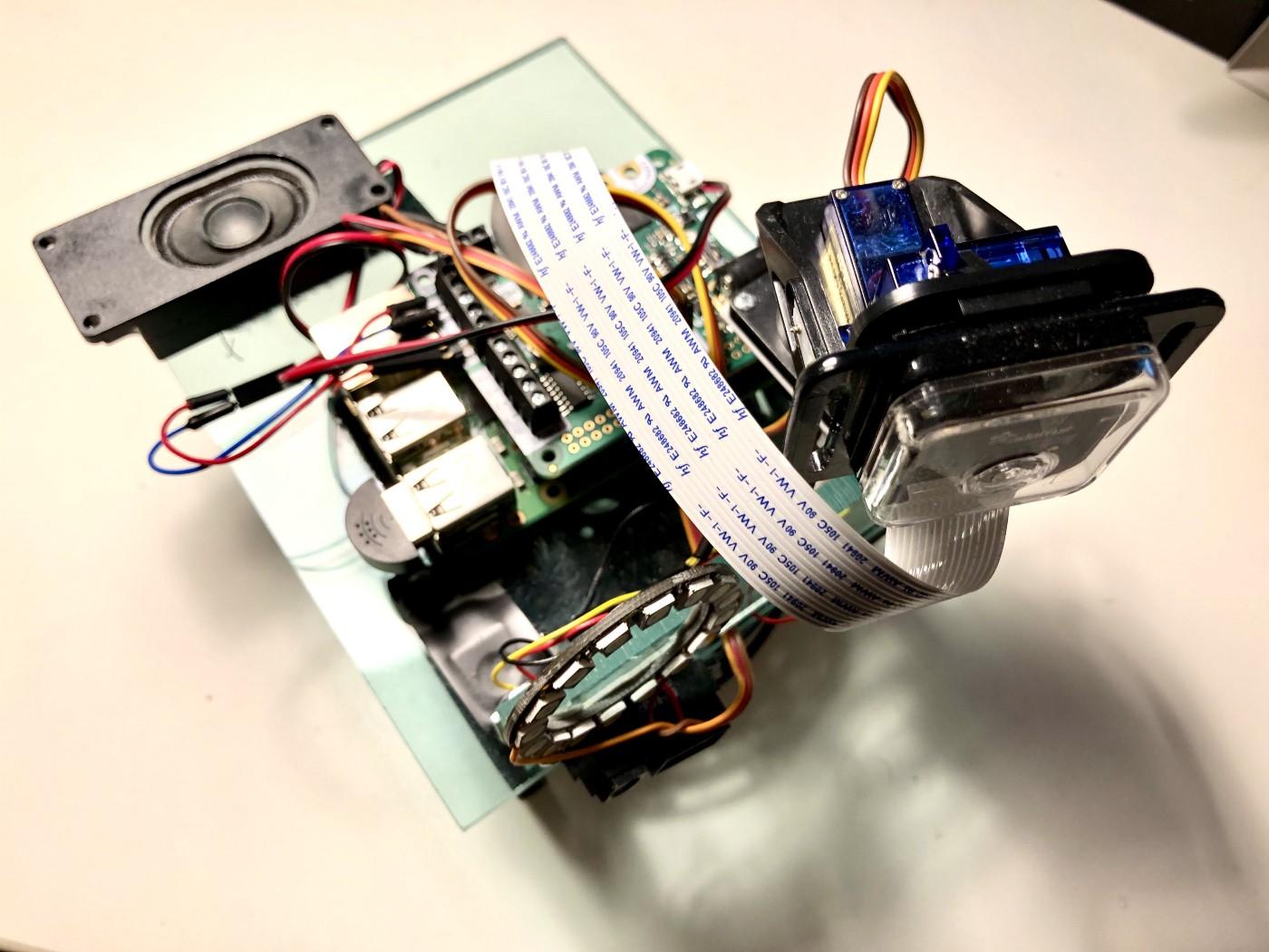 Delft AI Toolkit Robot